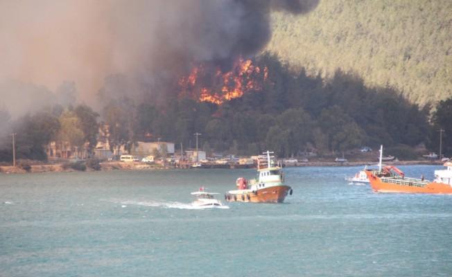Yangınlarla ilgili Cumhuriyet başsavcılıkları soruşturma başlattı