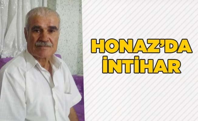 66 yaşındaki adam yaşamına son verdi