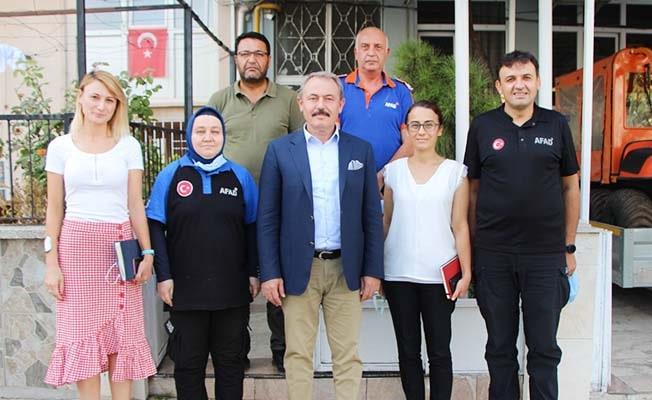 """""""AFAD devletimizin yardım eli"""""""