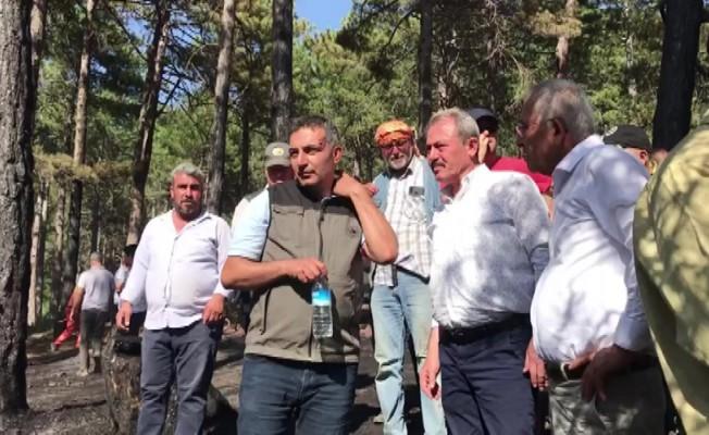 AK Parti Milletvekili Tin 'Yeşil vatanımızı koruyalım' çağrısında bulundu