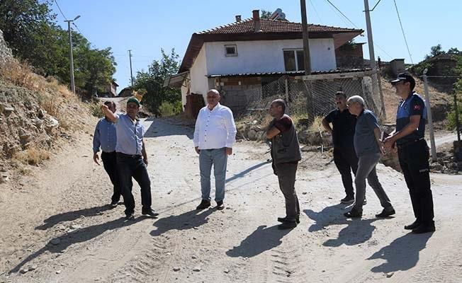 Başkan Şevik, Sarımahmutlu Mahallesi'nde vatandaşlarla buluştu