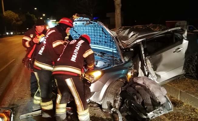 Denizli'de 1 haftada 1'i ölümlü 162 trafik kazası meydana geldi