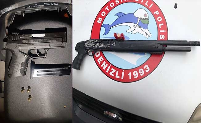 Denizli'de 694 farklı asayiş olayında 463 şüpheli gözaltına alındı