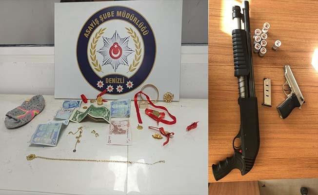 Denizli'de 711 farklı asayiş olayında 500 şüpheli gözaltına alındı