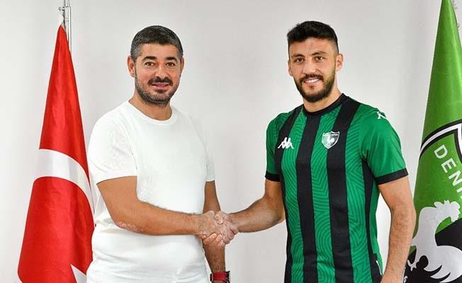 Denizlispor, Hakan Çinemre ile 2 yıllık sözleşme imzaladı