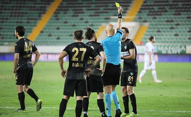 Denizlispor'un Ankaragücü maçında Taşkınsoy düdük çalacak
