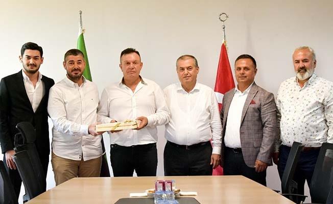 Denizlispor'da yeni yönetim görevi devraldı