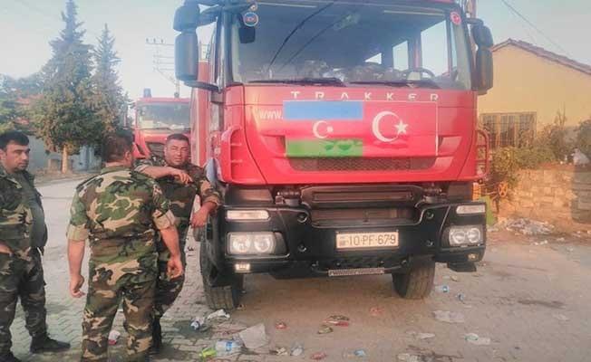Gardaşlar Sarayköy'de