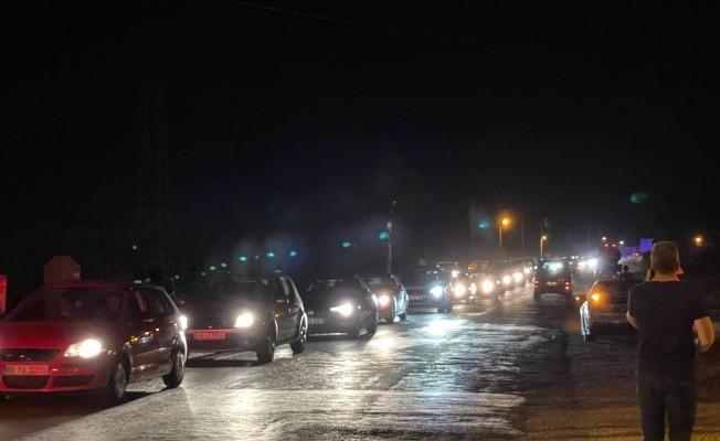 Muğla'da yangın termik santrale sıçradı, 10 mahalle tahliye edildi