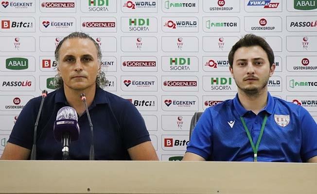 """Mustafa Gürsel: """"Organize ataklarla 2 tane gol bulduk"""""""