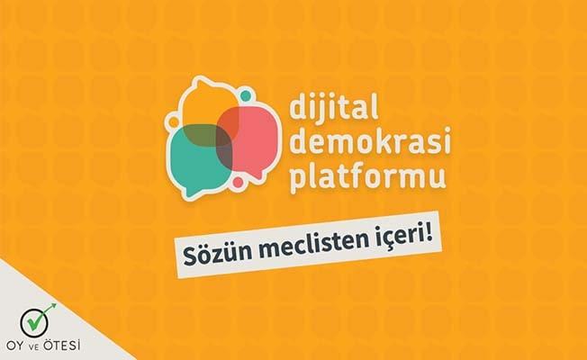Oy ve Ötesi 'Dijital Demokrasi Platformu'nu kurdu
