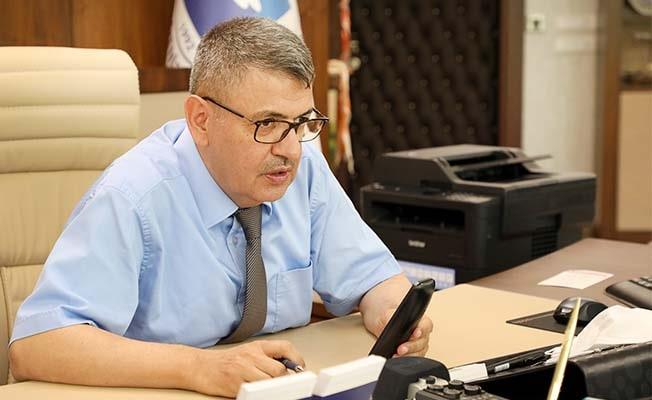 Rektör Kutluhan, Radyo Başakşehir'in konuğu oldu