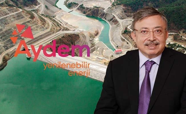 Aydem Yenilenebilir Enerji Akköprü HES'i portfoyüne kattı