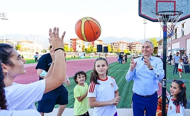 Başkan Zolan hemşehrilerini spor yapmaya davet etti