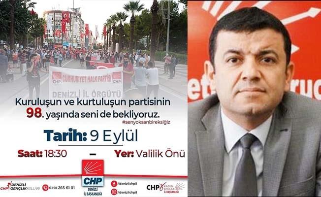 Çavuşoğlu, CHP'nin 98. kuruluş yıldönümünü kutladı