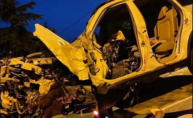 Denizli'de 1 haftada 155 trafik kazası meydana geldi