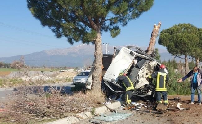 Denizli'de 1 haftada 158 trafik kazası meydana geldi