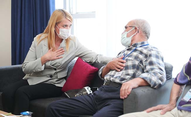 Denizli'nin ilk Alzheimer merkezinde 21 Eylül Dünya Alzheimer Günü Semineri