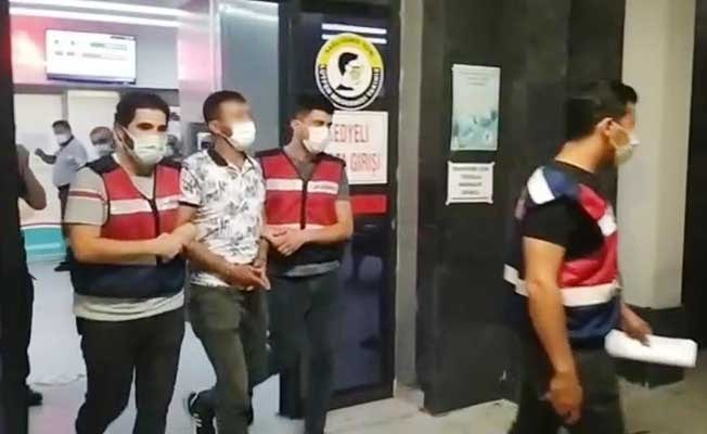 Gazinoyu tarayan şüpheli tutuklandı