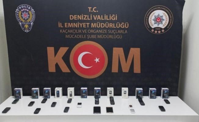 Kaçakçılara 5 ayrı operasyonla darbe vuruldu