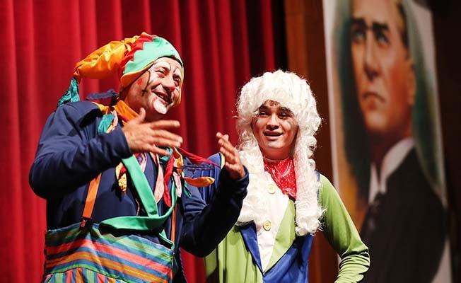 Merkezefendi'de Çocuk Tiyatrosu Günleri devam ediyor