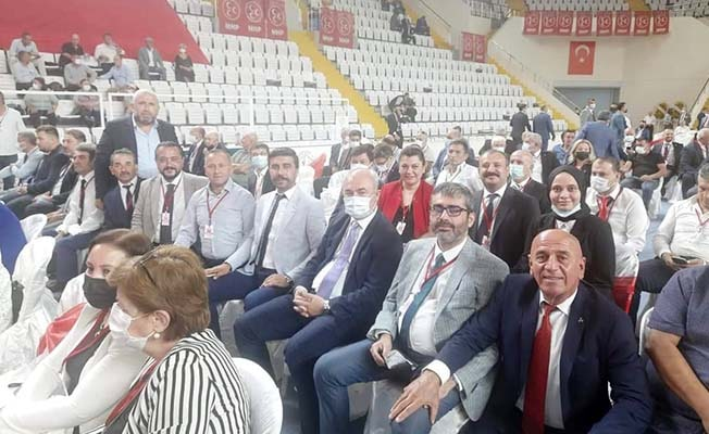 MHP Denizli İl Teşkilatı istişare toplantısına katıldı