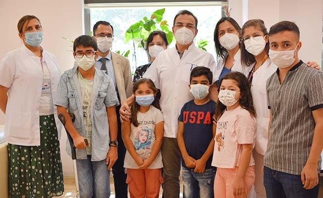 PAÜ Çocuk Nefroloji ve Nakil Merkezi çalışmalarına hız verdi