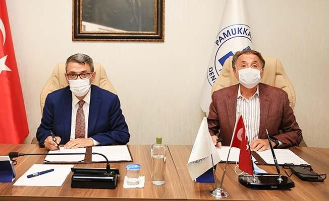 PAÜ ve GESİFED'den bölgeye katkı sağlayacak protokol