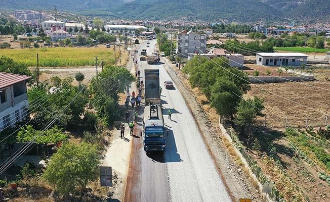 Serinhisar-Yatağan'ın ulaşım sorununa neşter vuruldu