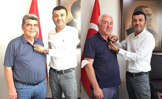 Yeniden CHP saflarına katıldılar