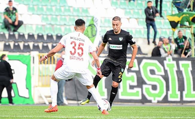 Altaş Denizlispor: 2 - Balıkesirspor: 1
