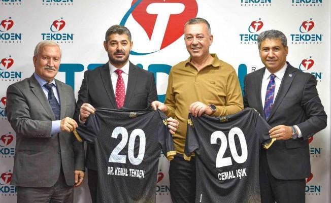 Altaş Denizlispor, Özel Denizli Tekden Hastanesi ile sponsorluk anlaşması imzaladı