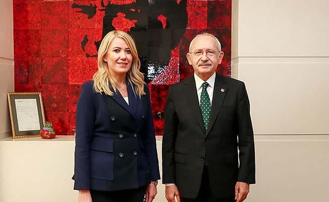 Başkan Doğan CHP Genel Başkanı Kılıçdaroğlu'nu ziyaret etti