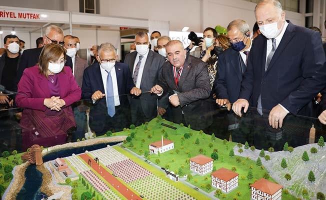 Başkan Şevik, Gaziantep'te Buldan'ı temsil etti