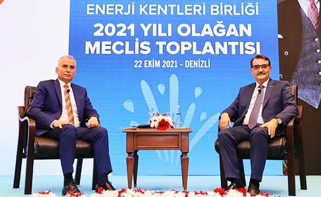 """Başkan Zolan: """"Yenilenebilir enerjide ülkemiz çığır açtı"""""""