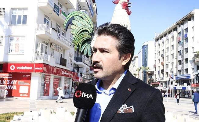 """Cahit Özkan: """"Ülkenin hukukuna herkes saygı duyacak"""""""