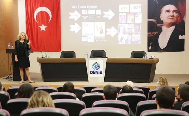 DENİB Akademiden 'Etkili Raporlama ve Geri Bildirim Verme Eğitimi'