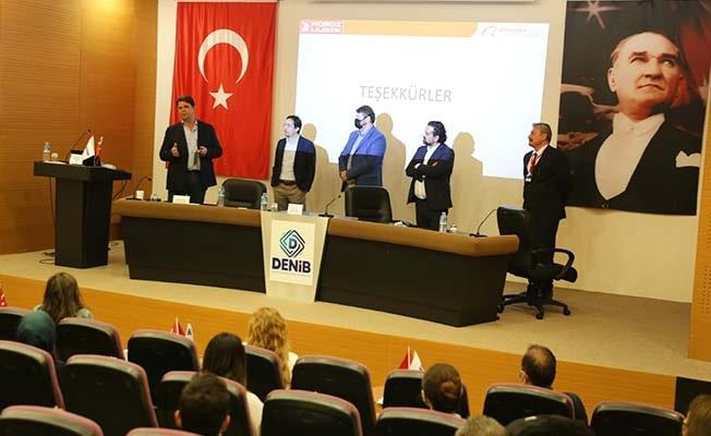 DENİB'in ev sahipliğinde 'E-İhracat Lojistik Stratejileri Konferansı' düzenlendi