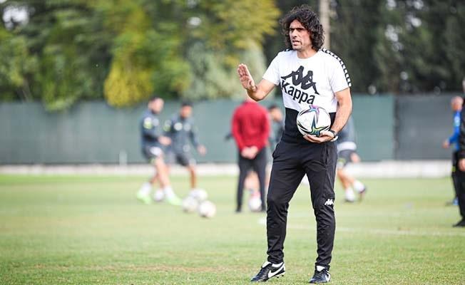 Denizlispor, Balıkesirspor maçı hazırlıklarını tamamladı