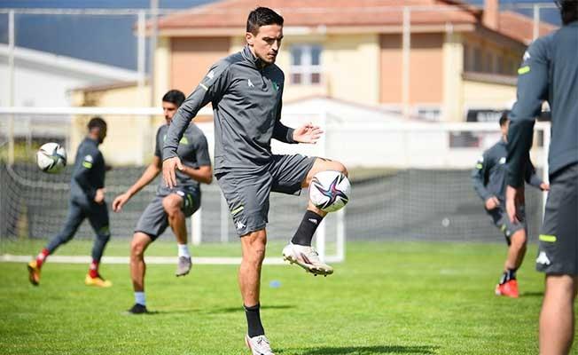 Denizlispor, Boluspor maçının hazırlıklarını tamamladı