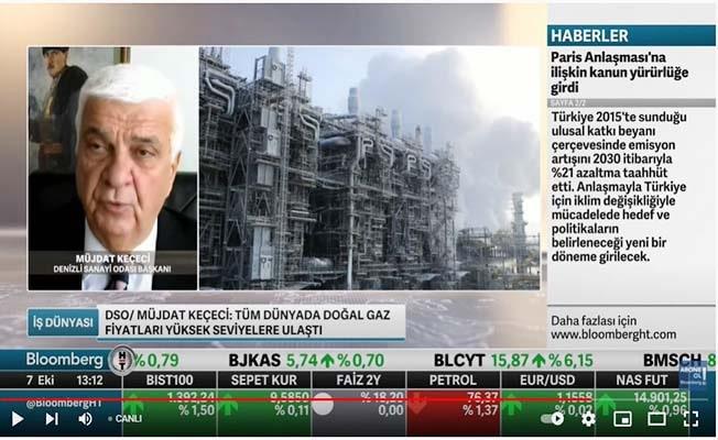 """""""Enerji fiyatlarındaki dalgalanmalar dünya krizi haline geliyor"""""""