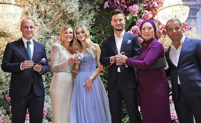 Galatasaray'lı Oğulcan Denizli'de evliliğe ilk adımını attı