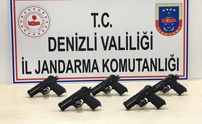 Jandarmadan silah ve mühimmat kaçakçılarına operasyon