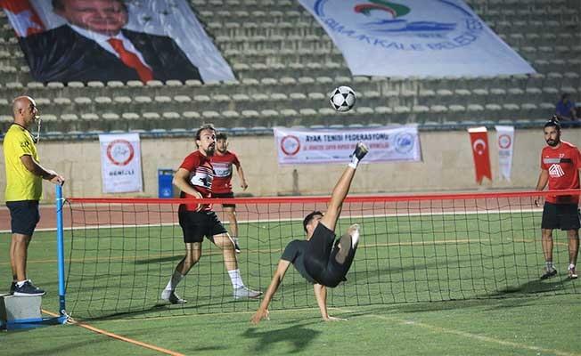 Pamukkale Belediyesi şampiyonları ağırlayacak