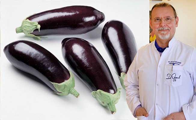 Patlıcan sapının bilinmeyen faydaları
