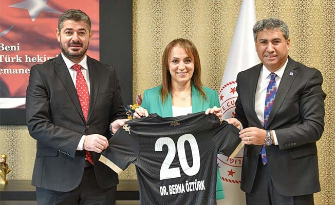 Sağlık Müdürlüğü, Denizlispor'a sezon boyunca destek verecek