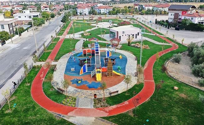Yapımı tamamlanan 'Sağlık Parkı' açılışa hazır