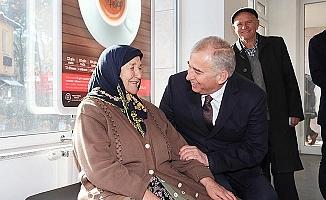 Başkan Zolan Buldanlılar ile kucaklaştı
