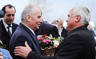 Başkan Zolan, Sarayköy'de vatandaşlarla buluştu