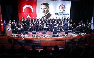 Büyükşehir'den TSM Konseri